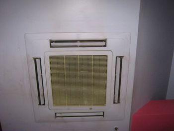 アミューズメント施設 業務用エアコン洗浄