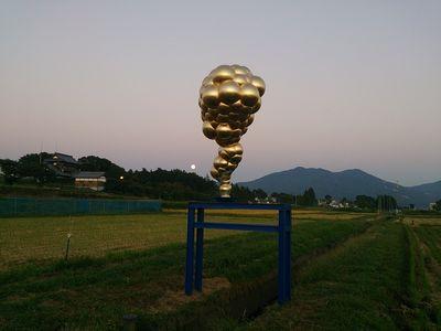 雨引の里と彫刻2013の話題 9/21