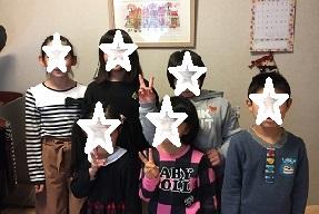 2017 クリスマス会 (つくば教室)