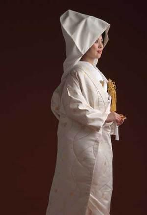 博多織◆白無垢