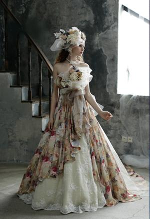 NEWカラードレス