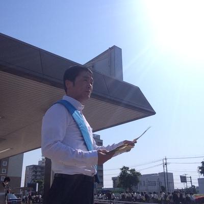 5/27 駅立ち 土浦駅東口編