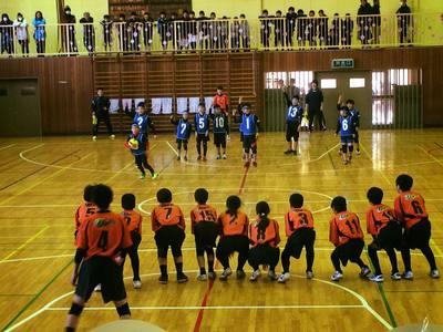 第2回土浦ライオンズ杯小学生ドッジボール大会