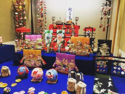 土浦の雛祭り
