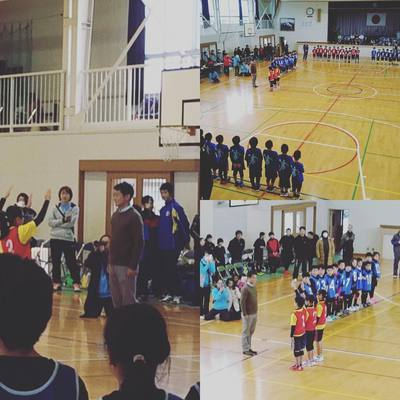 土浦市ドッジボール協会ジュニア交流会