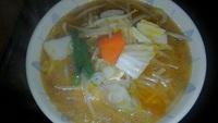 今週平日限定おすす麺は【味噌らー麺】ワンコイン!!!