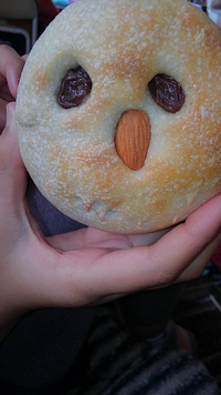 かわいいパンが( ^ω^)・・・