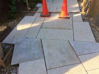 板石の加工 2