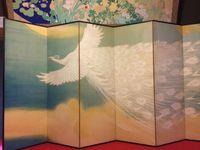 「南部春邦展」と「たてもの文様帖ワークショップ作品展」