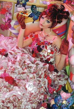 カラードレスも・・・シュガー・ケイ