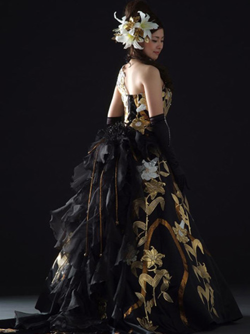 きものドレス1