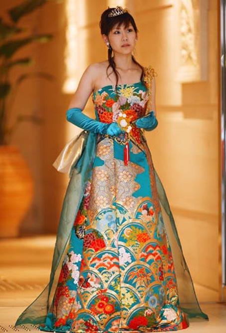 きものドレス2