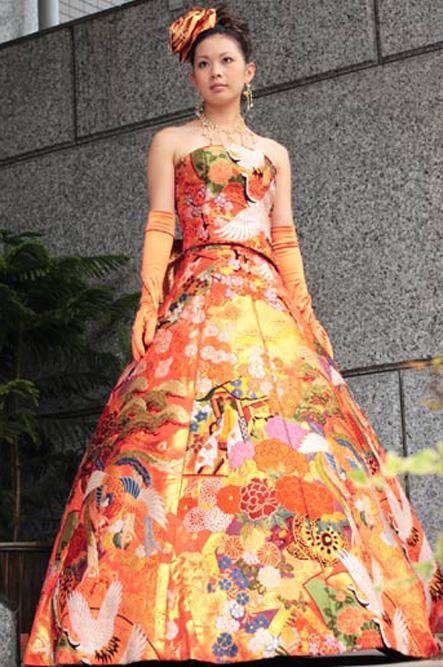 きものドレス5