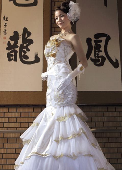 きものドレス9