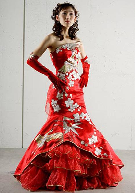 きものドレス11