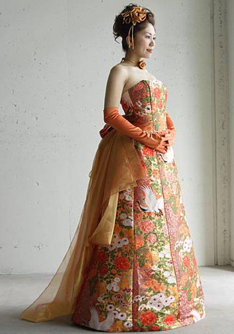 きものドレス12