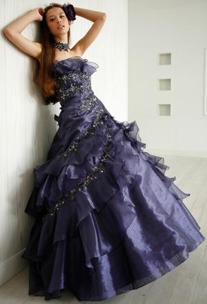 クールなドレス