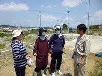 宮城県の災害廃棄物処理(がれき処理)の現状視察①