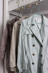 パリのワードローブ(2) コート&バッグ