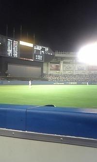 千葉マリンスタジアムにて 2009/08/13 20:30:42