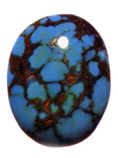 ネイシャプル産トルコ石