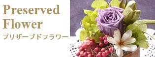 プリザーブドフラワー -Preserved Flower