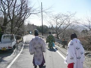 2014年筑波山梅まつり その1 ―2/22オープニング