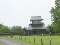 坂東ぷちドライブ~(1)逆井城跡公園~