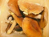 ちたけと茄子の炒め物・焼き湯葉・稚アユの唐揚げ 【栃木の美味しいもの】