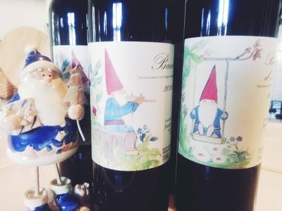 森の小人のワイン
