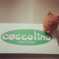 本日営業しております コッコリーノ