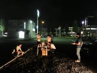 9月の懇親会はバーベキュー☆