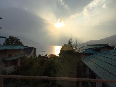 旅行へ   日光 ~ 中禅寺 ~ 星野リゾート「界」