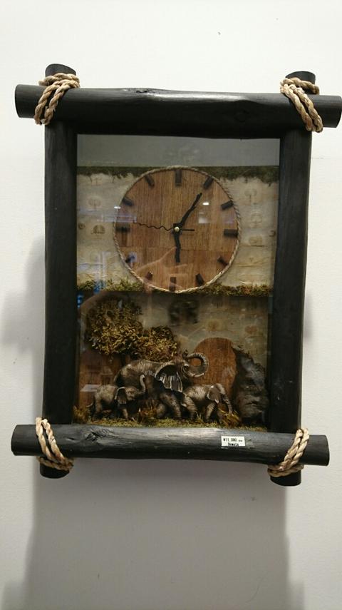 タイ時計1