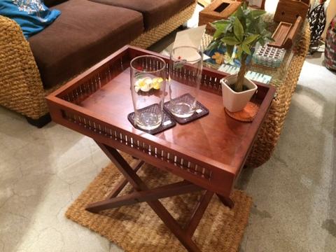 バンブーサイドテーブル2