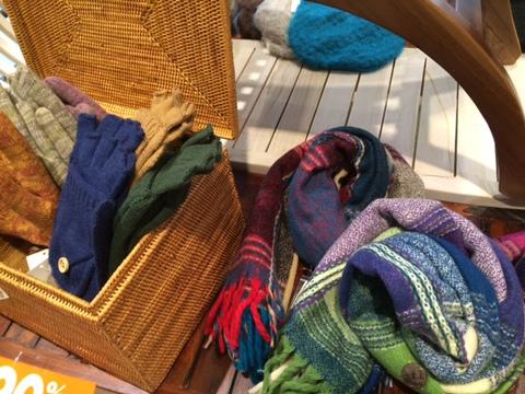 マフラー,手袋,スヌードetc1