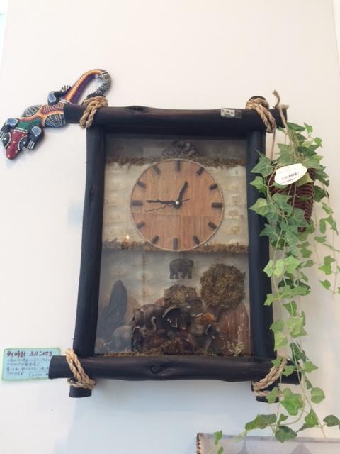 タイ時計2