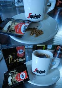 セガフレードのインスタントコーヒー