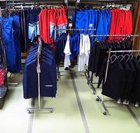 2015年度岩瀬西・東中学校の制服採寸会はじまりました。 2014/11/29 14:01:10