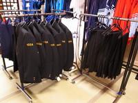 カード支払 桜川市岩瀬西中学校 体操服運動着 桜川市制服店