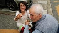 亡き父85歳の春 86歳の誕生日