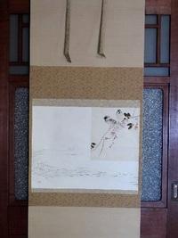 旧矢中住宅を飾る絵画 野沢如洋09
