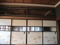 旧矢中住宅を飾る絵画 作者不詳02