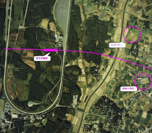 【今昔04】研究学園はかつて自動車の聖地「谷田部テストコース」だった!