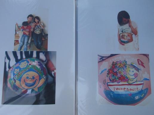 トワイライト音楽祭の絵描きさんは、産まれ来る子を描く素敵な絵描きさんでした!