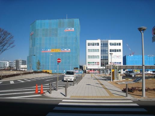 i.bisSakura10階部分建設中