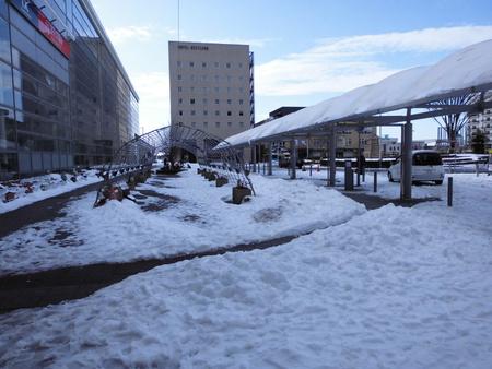 3年前の今日、つくばは観測史上一番の大雪だった!