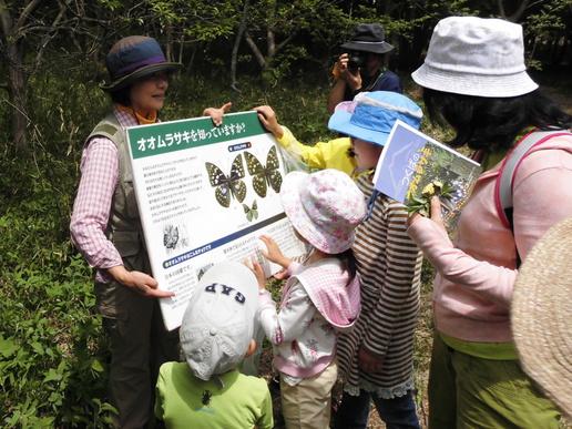 研究学園の森を里山の森へ「マイツリー大作戦!!」が開催される!