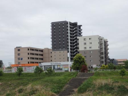 【変遷21】研究学園駅近にマンションができる!(よかっぺ研究学園より)