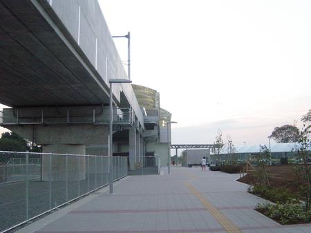 【今昔37】マンション「サーパス」前から研究学園駅前を見た!
